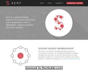 serf website